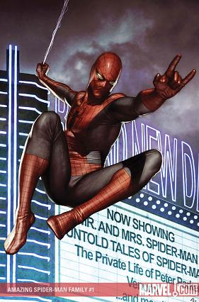 Amazing Spider-Man Family #1