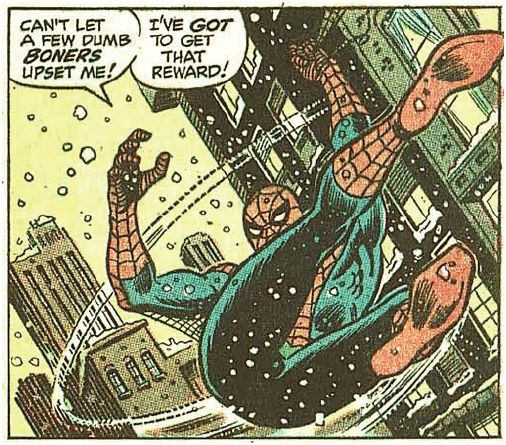 keep it in your pants, spidey