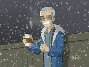 Stan Lee gives his spectacular seal of satisfaction True Believer!