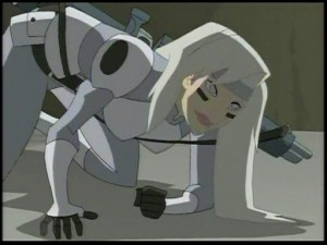 Silver Sable is...SOLID SNAKE!
