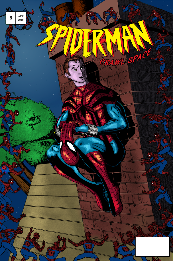 Spider Man Crawlspace » Archive for July, 2010