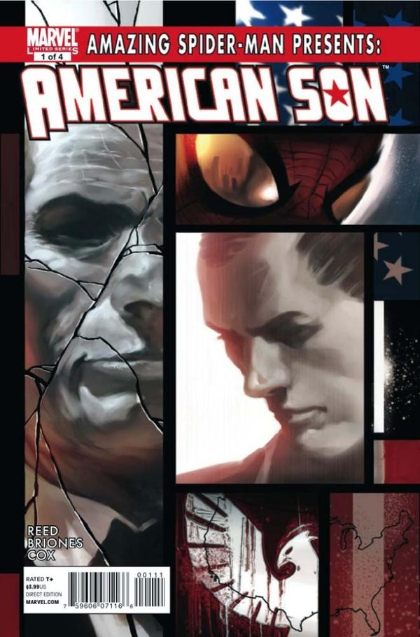 Amazing spider man presents american son 1 review with for American crawlspace reviews