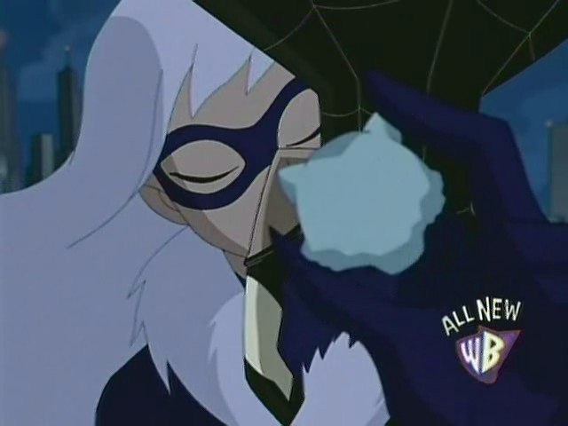 Ultimate spiderman white tiger dark side - photo#25
