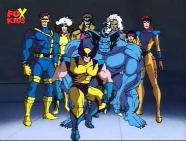 X MEN cartoon 90s
