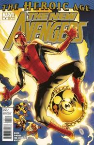 New Avengers, Vol. 2 #4