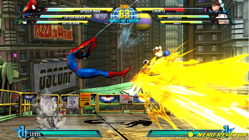 marvel vs capcom how to use specials dreamcaset