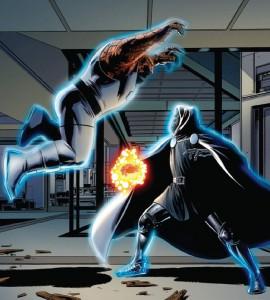 Ben vs Doom