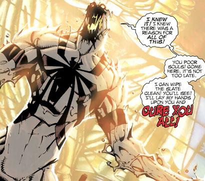 Venom o comedor de cabeccedilas - 1 1