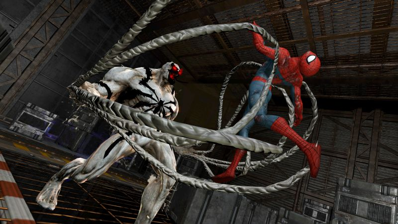 Spider-Man: Edge of Time – Review – Spider Man Crawlspace