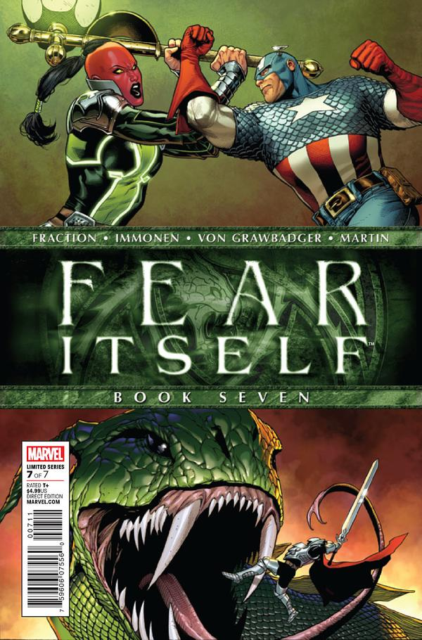 Fear itself - the fearless 03 (of 12) (2012)
