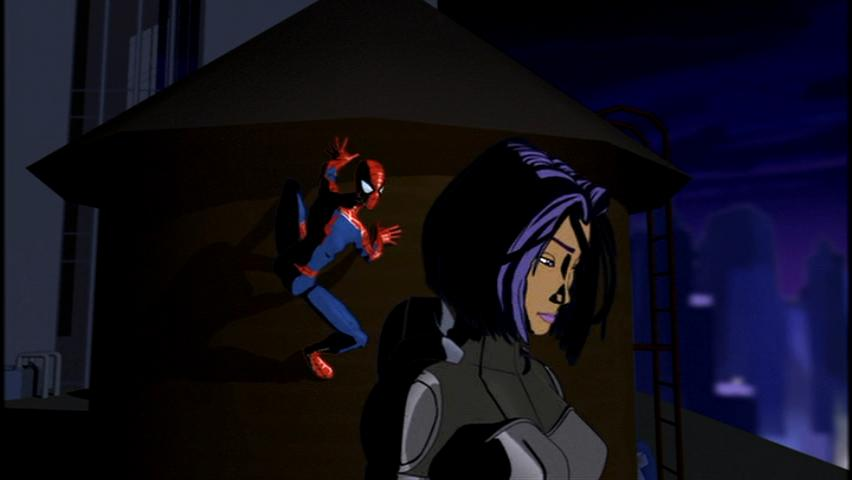 "Spider-Man: the NEW Animated Series #5-""Keeping Secrets ..."