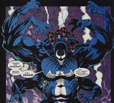 VENOM #24 REVIEW – Spider Man Crawlspace