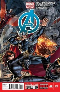 Avengers Vol 5 #2 cover