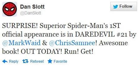 Daredevil 21 tweet cropped