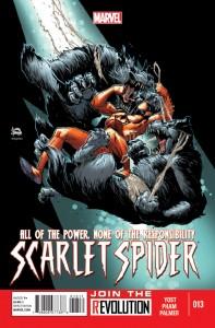 Scarlet Spider 13