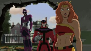Ultimate Spider-Man animated Series Disney XD_09