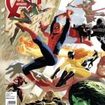 Avengers Vol 5 #3 50 Years of Avengers Variant
