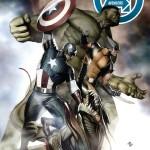 Avengers Vol 5 #3 Granov Variant
