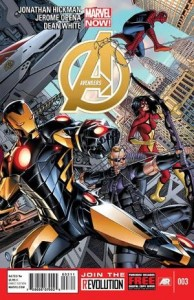 Avengers Vol 5 #3 cover