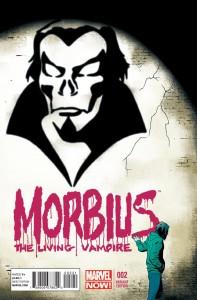 Morbius 2 variant