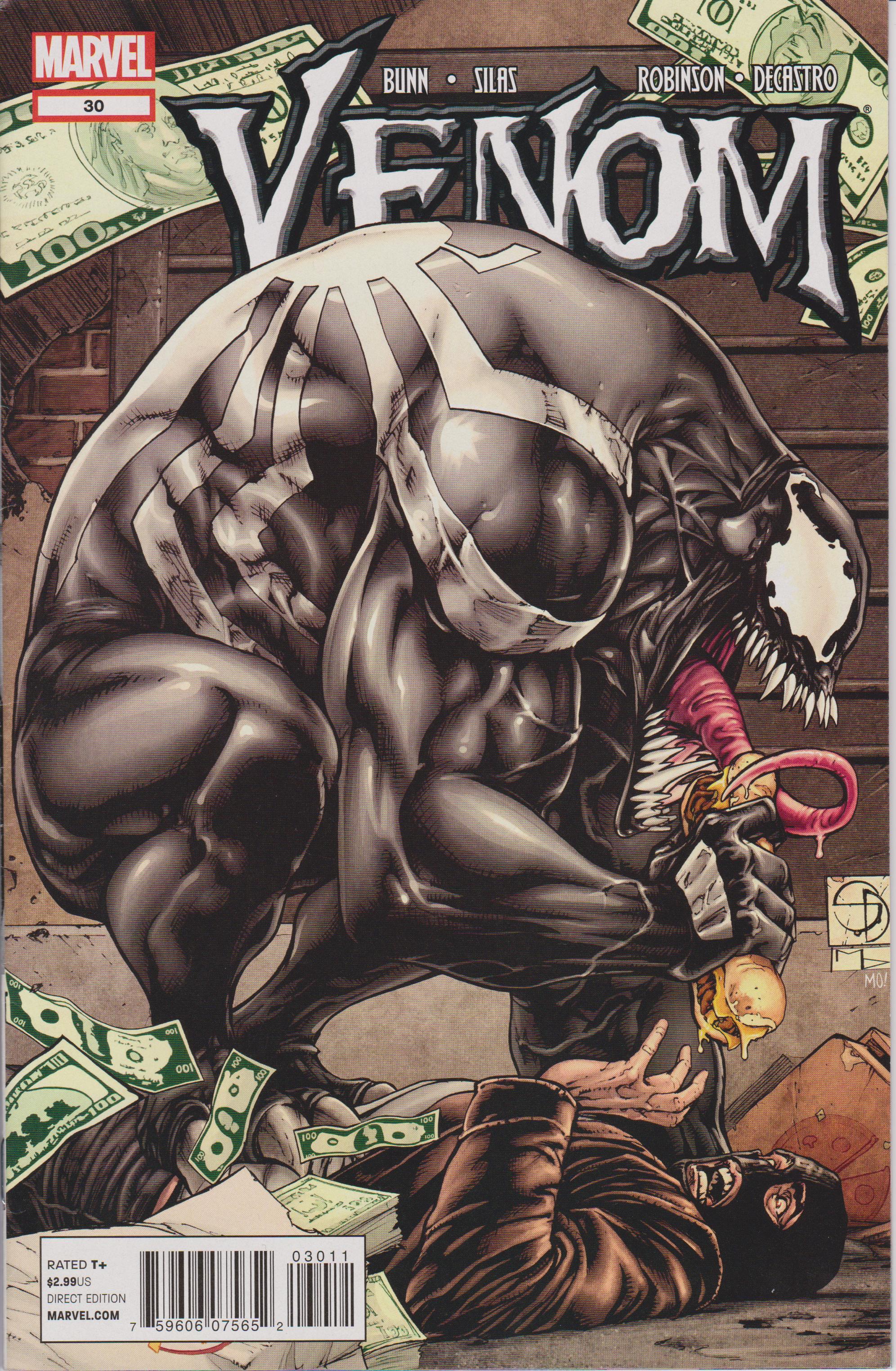 Spider Man Crawlspace » Archive for Venom