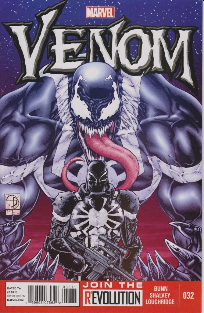 Venom 32 cover