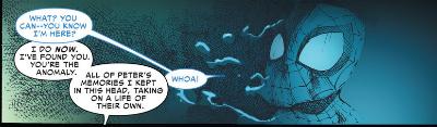 Ghost Peter does his best Keanu.