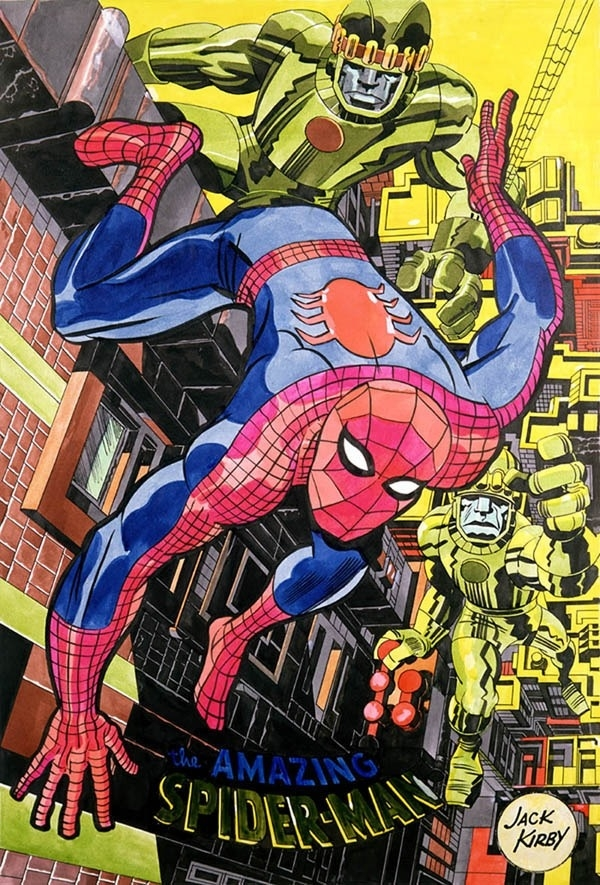 kirby-spider-man-1