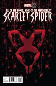 Scarlet Spider 17 variant