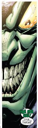 غول سبز - گرین گابلین - green goblin