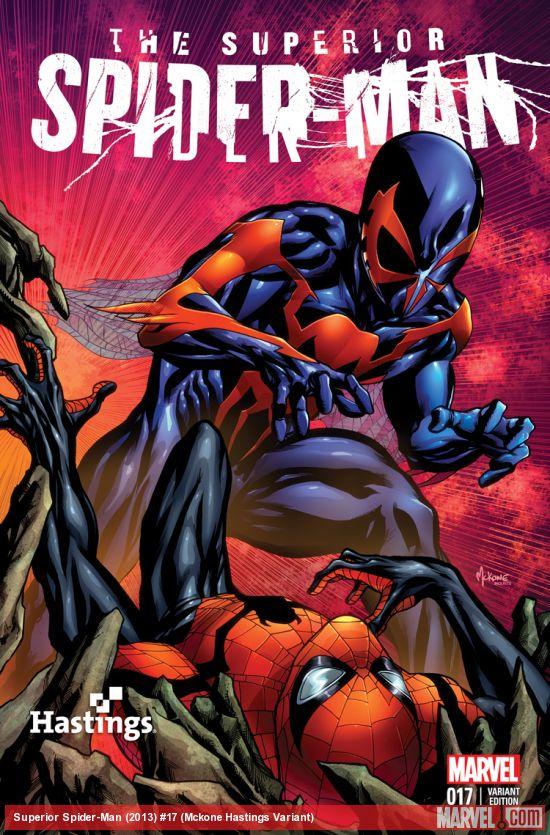Scarlet Spider vs Spider Man 2099 Spider-man 2099 Must Travel