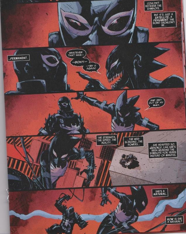 Image Gallery mania symbiote