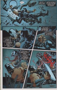 V42 Venom vs Crossbones