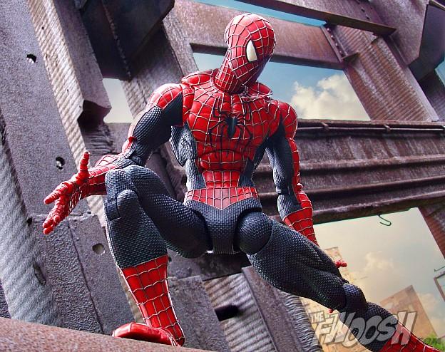 18 Inch Spider Man 2 Toy : Spider man crawlspace inch action figure