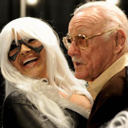 Ivy-DoomKitty-With-Stan-Lee