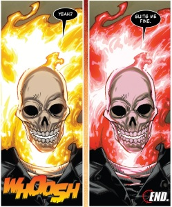 Blaze's Skull
