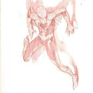 Spider-Man-Sketch-by-ramon-Perez