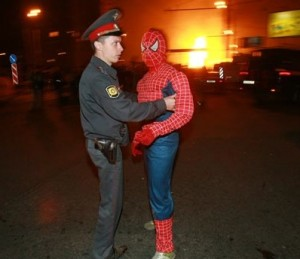 Spiderman Costumes 001