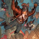 Guardians of the Galaxy #15 Cover