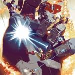 Uncanny Avengers #21 Cover