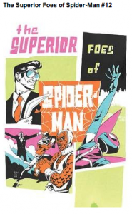 Superior Foes of Spider-Man #12.