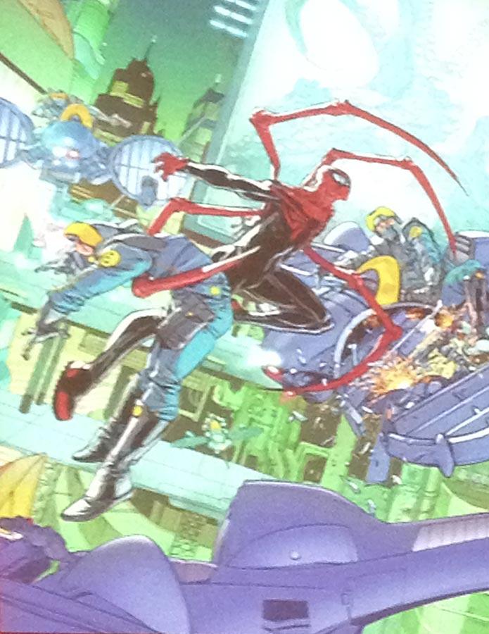 Superior Spider-Man Spider-Verse Teaser