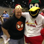 Fred Bird made me a blonde.