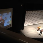 Shatner takes stage