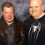 I didn't charge William Shatner for this picture.