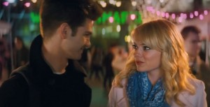 AmazingSpiderMan2Peter&Gwen