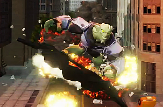 Disney Infinity Game Introduces Green Goblin – Spider Man Crawlspace