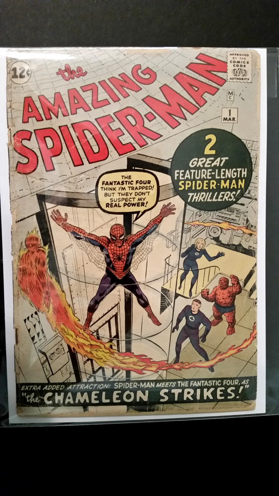 OriginalAmazingSpider-Man#1