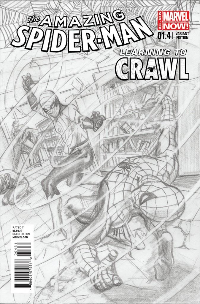 AmazingSpider-Man#1.4--SketchVariant