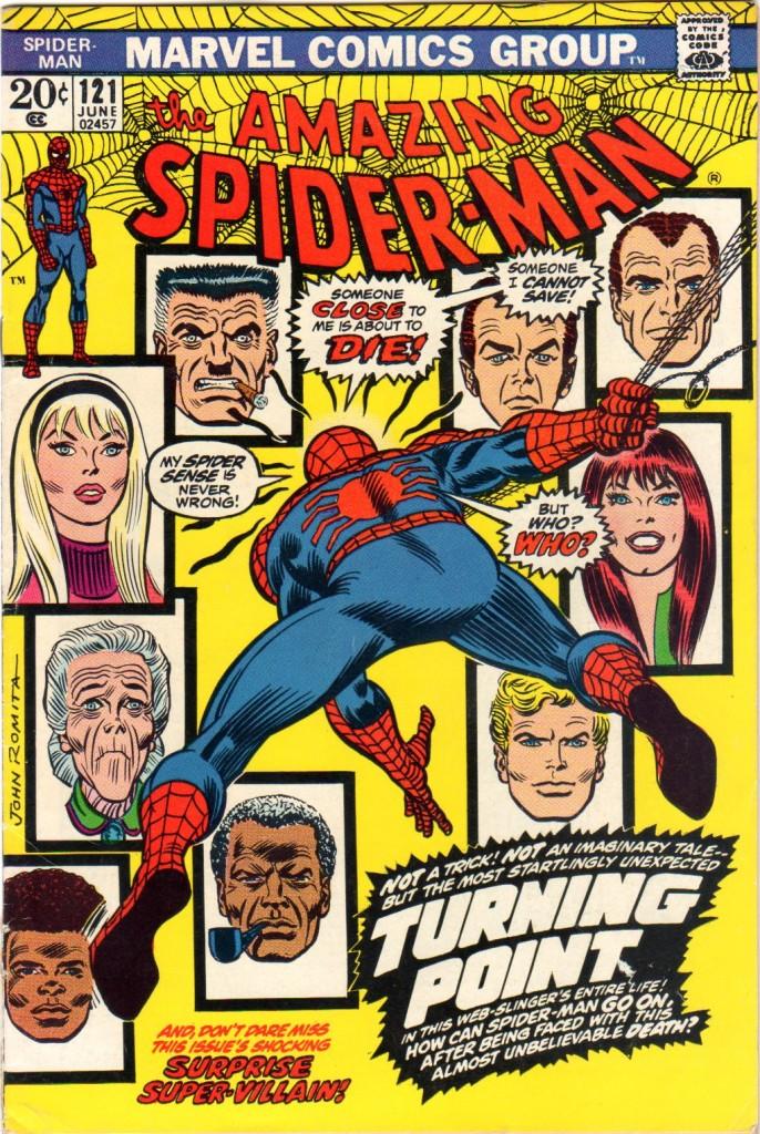 AmazingSpider-Man#121